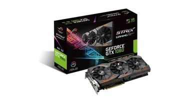 Asus ROG Strix GeForce GTX 1060 6GB GDDR5