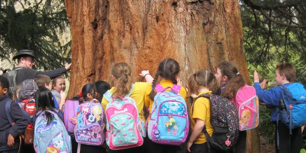 School experience Cataract Gorge walking tours Launceston history.
