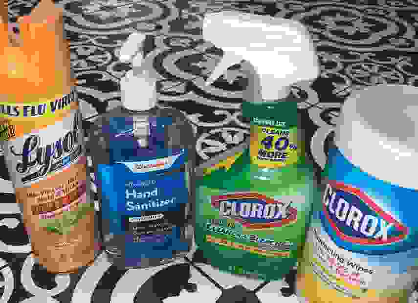 We are Sanitizing Constantly for Your protection and to stop the spread of this virus.