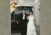 Mr. and Mrs. Paul Allen- we altered the entire Tux and altered length sides straps and bust for the bride.