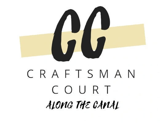 Craftsman Court Along the Canal