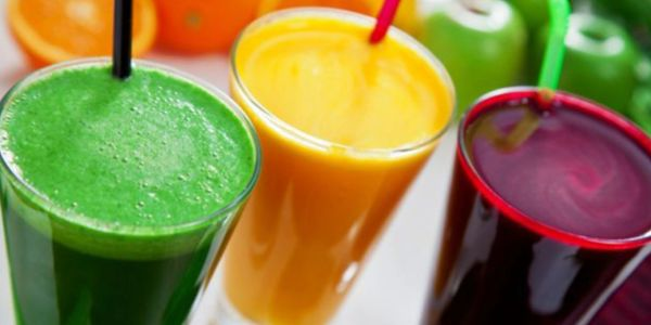 Organic Juices Made To Order