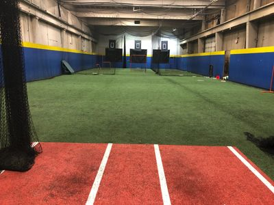 Syracuse Baseball Club indoor facility (Bianchi building)