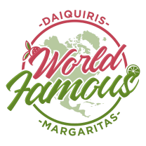 World Famous Daiquiris & Margaritas To Go