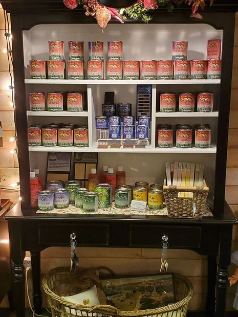 We are retailers of General Finishes Milk Paint & products!  Come and try it for yourself.  You'll be SOLD!