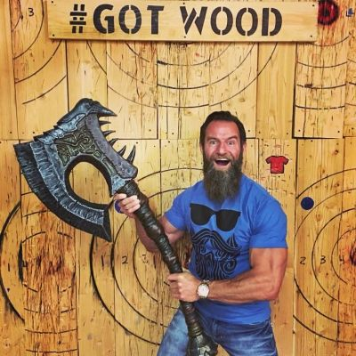 Axe Throwing awesomeness