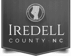Logo for Iredell County Veterans Services for Lake Norman Military Veterans.