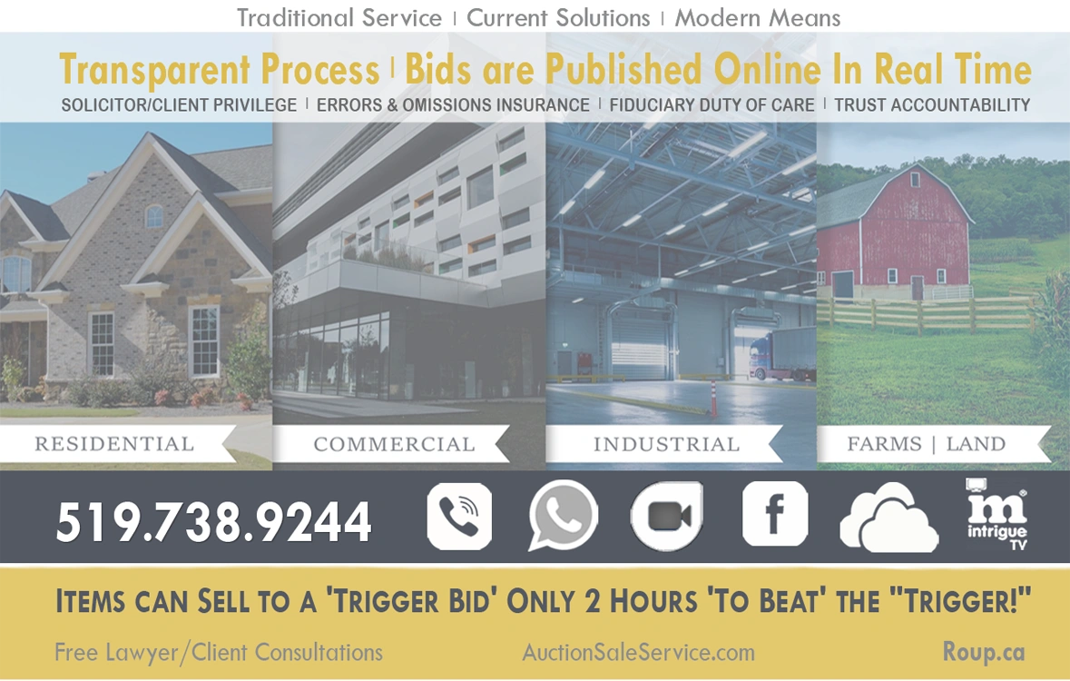roup sale auctioneer auction lawyer house for sale farm real estate commercial land estate lawyer