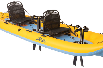 2019 Hobie i14t inflatable kayak MirageDrive MD180   for sale in Sooke Canada