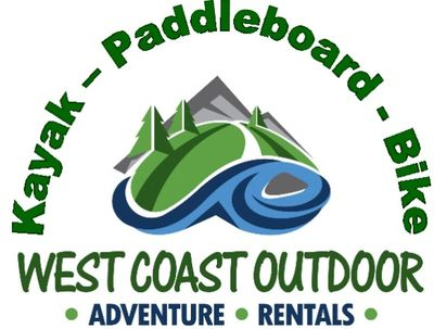 West Coast Outdoor Adventure logo