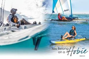 All Hobie Kayaks 2019