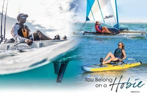 You belong on a Hobie