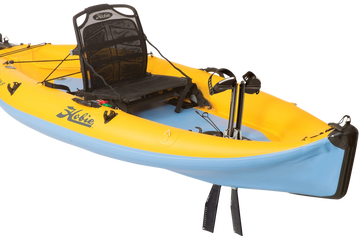 Hobie i9s Inflatable kayak MirageDrive MD180 for sale in Sooke Canada