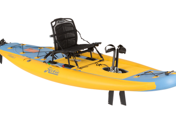 Hobie i11s Inflatable kayak MirageDrive MD180 for sale in Sooke Canada