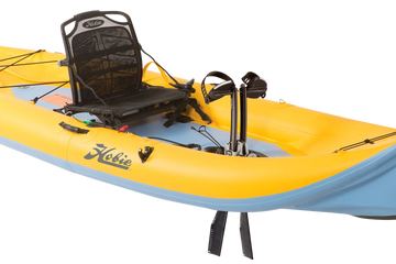 2019 Hobie i12s Inflatable MirageDrive MD180 kayak for sale in Sooke Canada