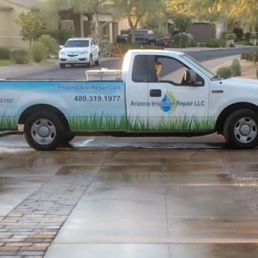 Arizona Irrigation Repair