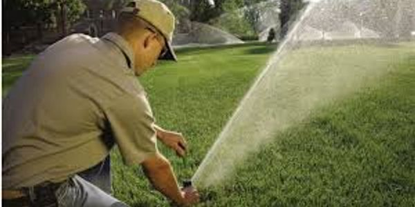 Sprinkler Adjustments and Repairs