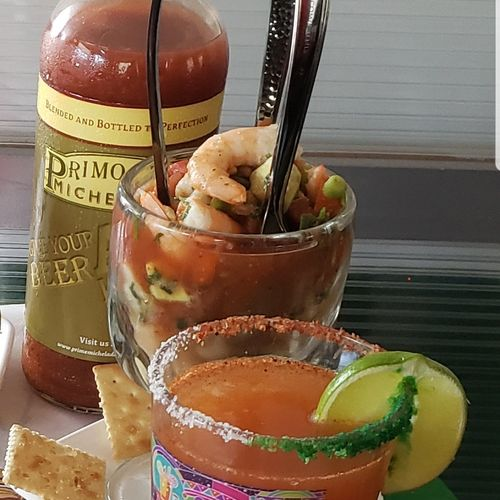 Voted Houston's BEST Michelada at the 2019 Chingo de Mayo Michelada contest! GIVE YOUR BEER A KICK!