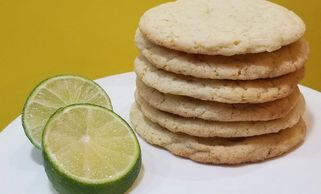 Sugar Lemon Cookies