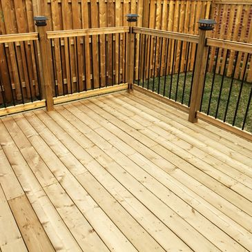 JL General Contractors LLC - deck repair, deck design, deck rebuilding