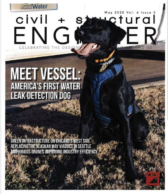 Civil * Structural Engineer magazine interview with Vessel