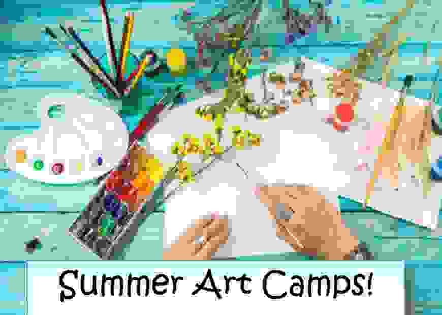 Summer Art Camps DRAWING, CARTOONING PAINTING SCULPTURE STEAM - Pearland, Alvin, Manvel, Friendswood