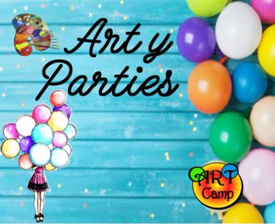ART CAMP'S Arty Parties & Events