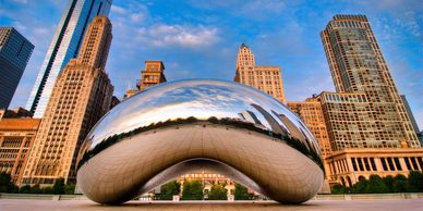 Chicago Private Tours - The Bean