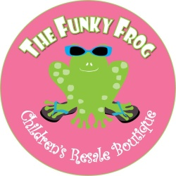 The Funky Frog, Children's Resale Boutique