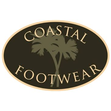 Coastal Footwear. Coastal Footwear logo. Footwear for the islands. Footwear for Seabrook Island. Footwear for Kiawah Island. Footwear for Johns Island.