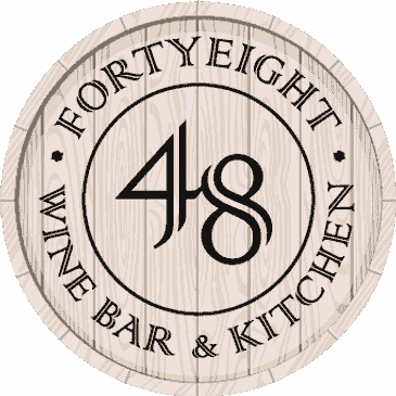 FortyEight - Wine Bar & Kitchen. FortyEight Wine Bar. Forty Eight Wine Bar. Forty Eight. 48 wine bar. 48 wine bar kiawah. FortyEight - Wine Bar & Kitchen logo.
