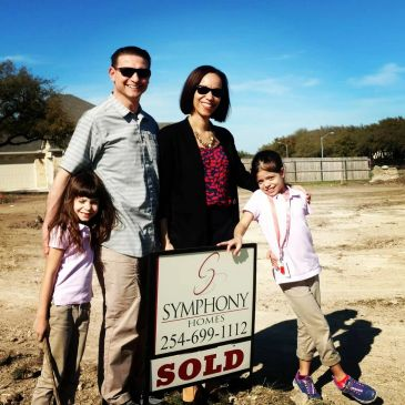 Another Happy Family on empty lot