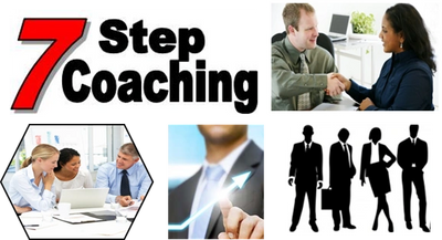 7-Step Coaching enables people with standards, measures, and insights needed to self-manage