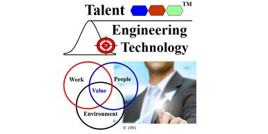 Talent Engineering is using math, science and analytics to better assess-develop-apply talent.