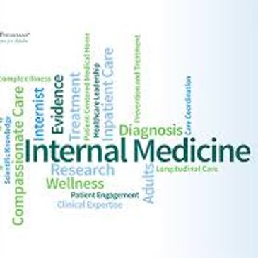 Internal medicine crohns edema hae hcc liver kidney intestine cancer blood heart hormone colon viens