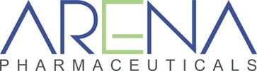 Arena paharmaceuticals logo for alopecia areata clinical trial etrasimod