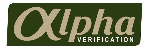 Alpha Performance Verification Services