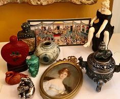 Chinese antiques, art, collectibles