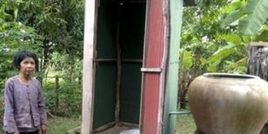 RURAL LATRINE ACCESS  ON THE RISE, GOV'T FINDS