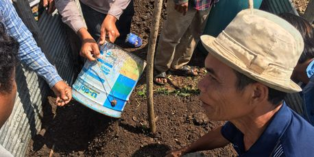 Compost and Agriculture Training