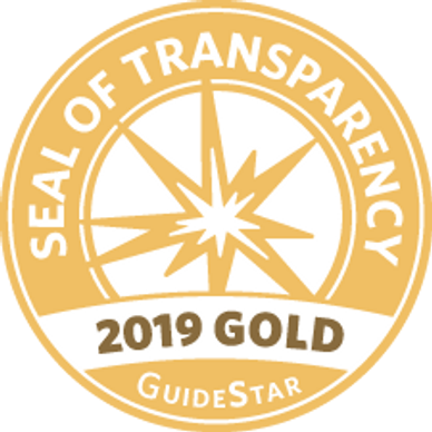 GuideStar 2019 Gold Seal of Transparency