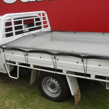 Mesh Cargo Nets for Utes and Trucks