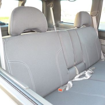 Canvas Car Seat Covers and Neoprene Car Seat Covers and Wetseat Car Seat Covers