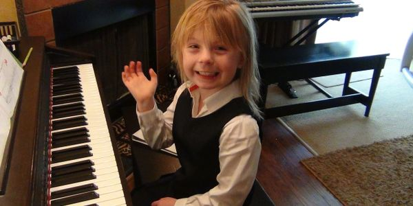 Piano lessons for 4-year-old's in Clackamas or,