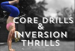 Learn more about how to TRULY use your CORE with clever drills and sneaky skills.  This is where the
