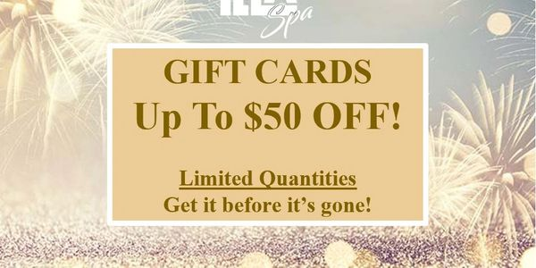 Gift Cards Spa Deal