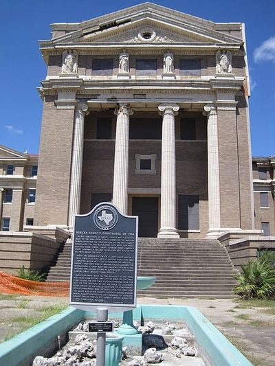 Old Nueces County Courthouse My Hometown