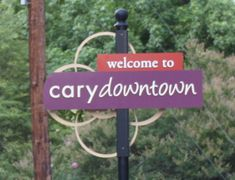 Cary Downtown