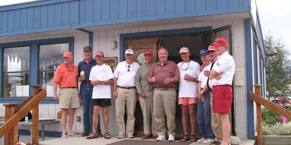 Founders getting together in 2002