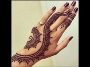 Henna Designing | Home Salon and Spa - SAbeauti Professional Ladies